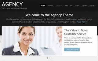 página web para agencias