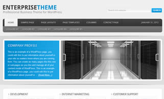 pagina web para empresas